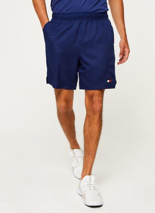 Vêtements Tommy Sport 7'' Woven Short Bleu vue détail/paire