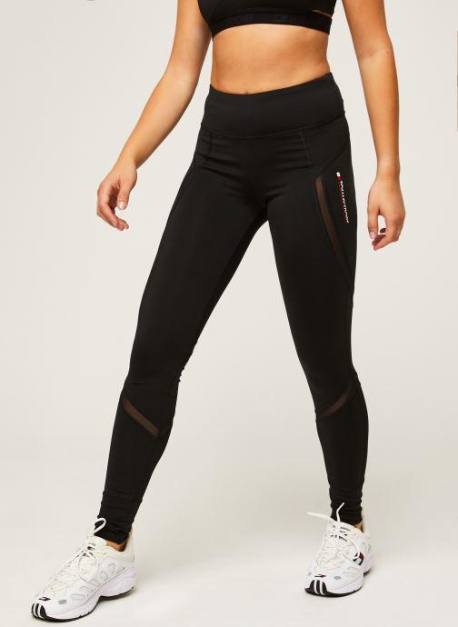 Vêtements Tommy Sport Highwaist Training Legging Noir vue détail/paire