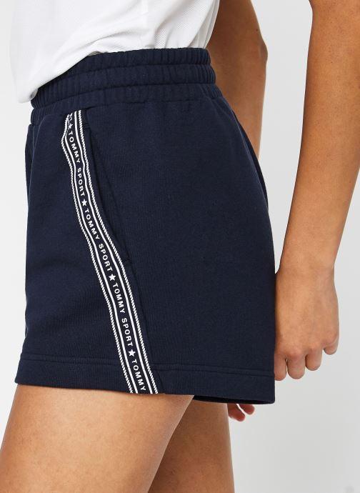 "Vêtements Tommy Sport 3"" Printed Short Bleu vue face"