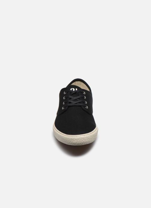 Baskets Polo Ralph Lauren ETHAN Noir vue portées chaussures