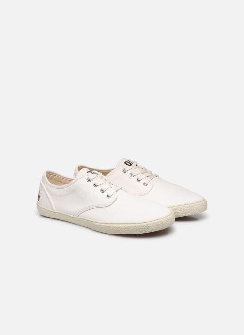 Sneakers Polo Ralph Lauren ETHAN Hvid 3/4 billede