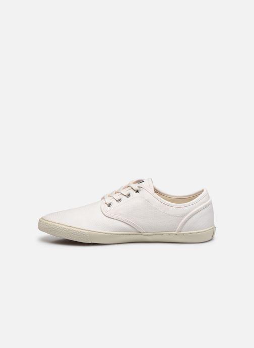 Sneakers Polo Ralph Lauren ETHAN Hvid se forfra