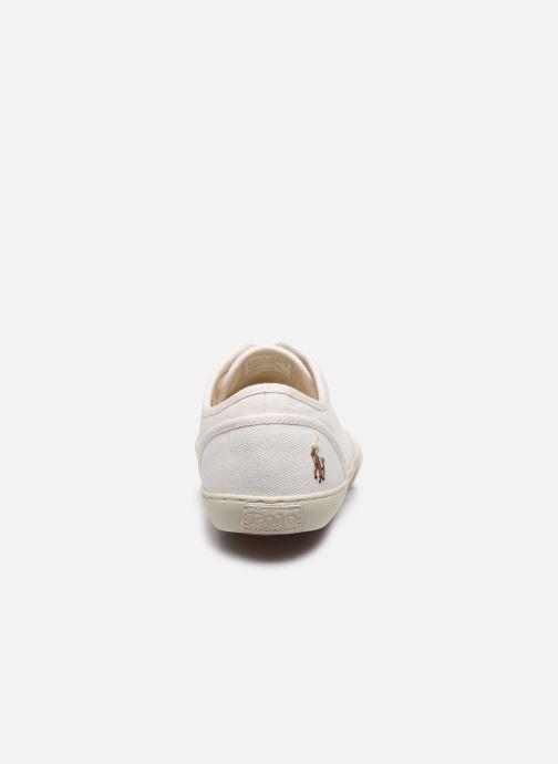 Sneakers Polo Ralph Lauren ETHAN Hvid Se fra højre