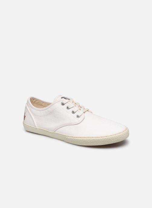 Sneakers Polo Ralph Lauren ETHAN Hvid detaljeret billede af skoene