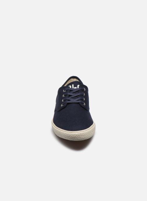 Baskets Polo Ralph Lauren ETHAN Bleu vue portées chaussures