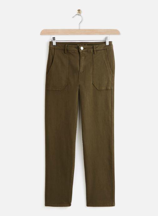 Vêtements Vila VIAMY Vert vue détail/paire