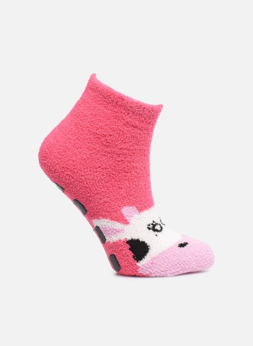 Socken & Strumpfhosen Sarenza Wear Chaussettes vache enfants rosa detaillierte ansicht/modell