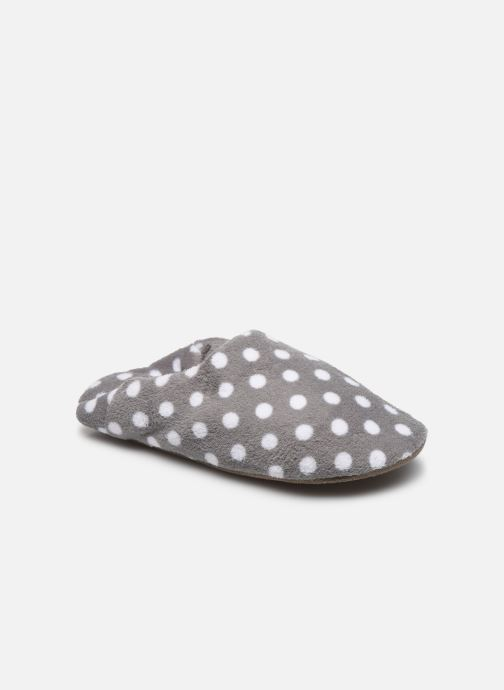 Chaussons pois femme