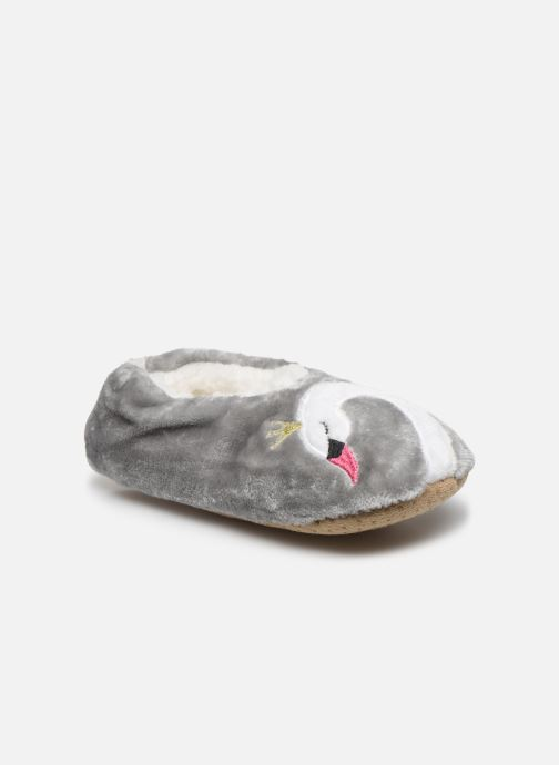 Pantuflas Niños Chaussons douceur animaux fille