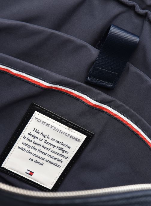 Laptoptaschen Tommy Hilfiger ELEVATED NYLON COMPUTER BAG  5814 blau ansicht von hinten