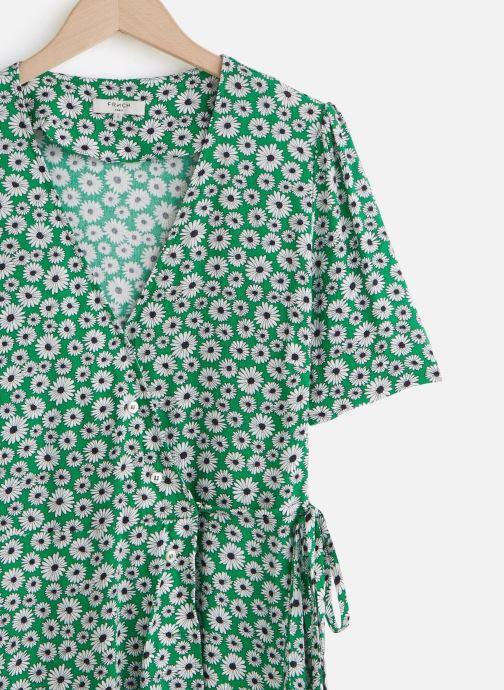 Vêtements Frnch Afifa Vert vue portées chaussures