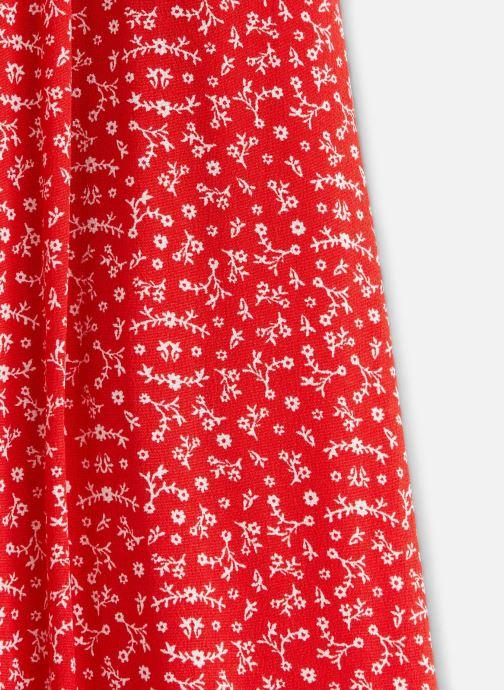 Vêtements Frnch Elyette Rouge vue portées chaussures