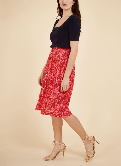 Vêtements Frnch Elyette Rouge vue face