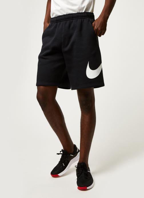 Vêtements Nike M Nsw Club Short Bb Gx Noir vue détail/paire