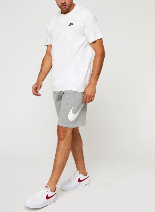 Vêtements Nike M Nsw Club Short Bb Gx Gris vue bas / vue portée sac