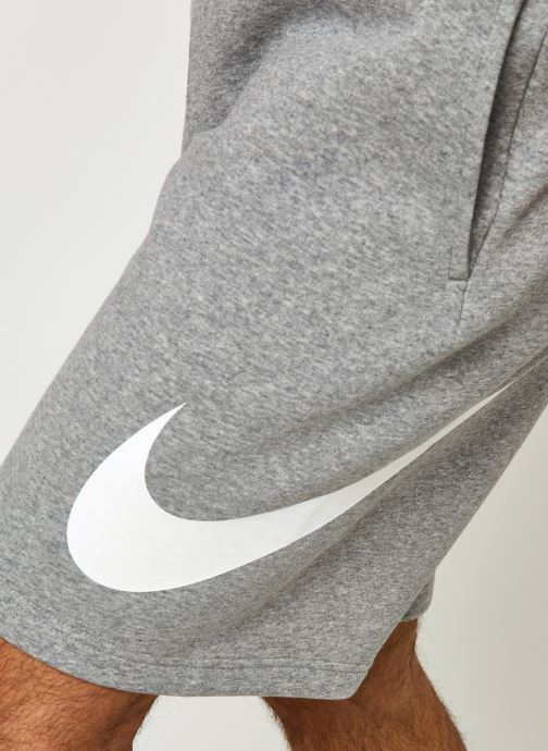 Vêtements Nike M Nsw Club Short Bb Gx Gris vue face