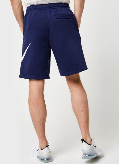 Vêtements Nike M Nsw Club Short Bb Gx Bleu vue portées chaussures