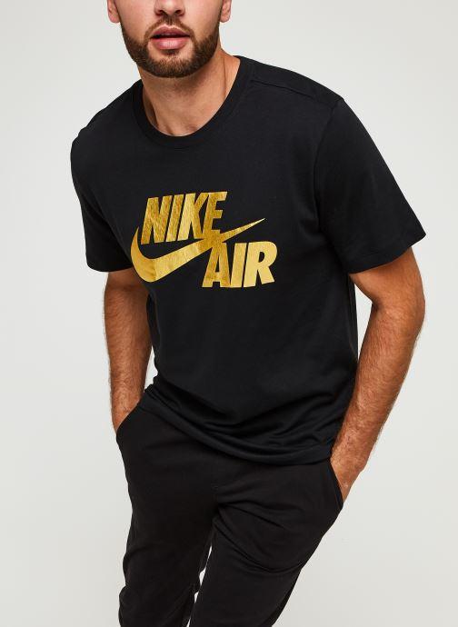 Kleding Accessoires M Nsw Ss Tee Preheat Nike Air