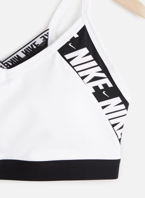 Vêtements Nike Nike Indy Logo Bra Blanc vue portées chaussures