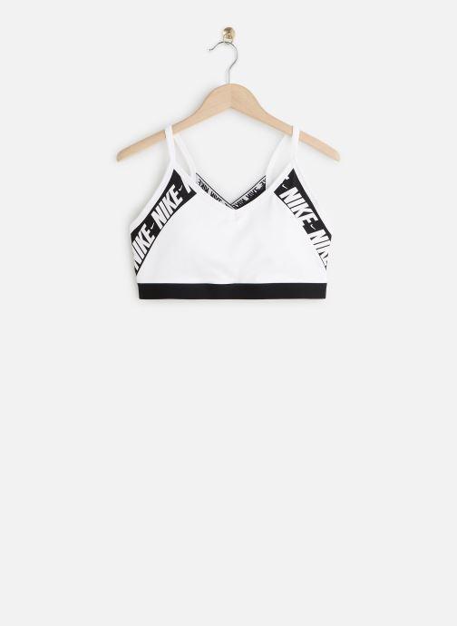 Vêtements Nike Nike Indy Logo Bra Blanc vue détail/paire