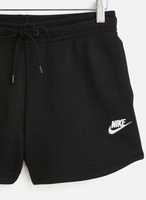 Vêtements Nike W Nsw Essntl Short Ft Noir vue portées chaussures