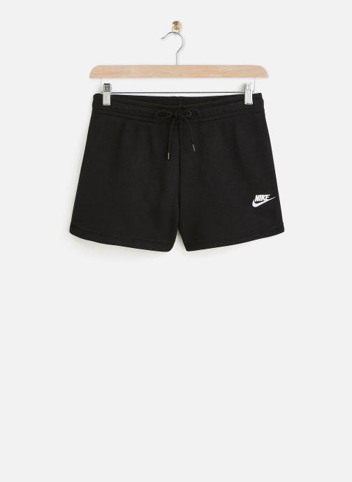 Vêtements Nike W Nsw Essntl Short Ft Noir vue détail/paire
