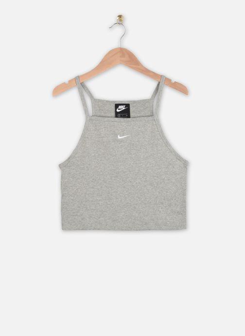 Vêtements Nike W Nsw Essntl Tank Gris vue détail/paire