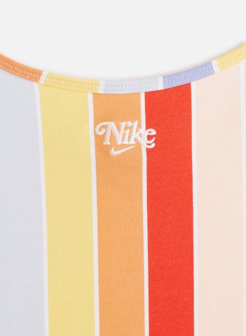 Vêtements Nike W Nsw Retro Femme Dress Aop Multicolore vue portées chaussures