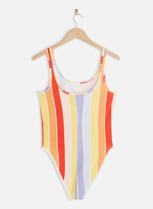 Vêtements Nike W Nsw Retro Femme Bodysuit Aop Multicolore vue bas / vue portée sac