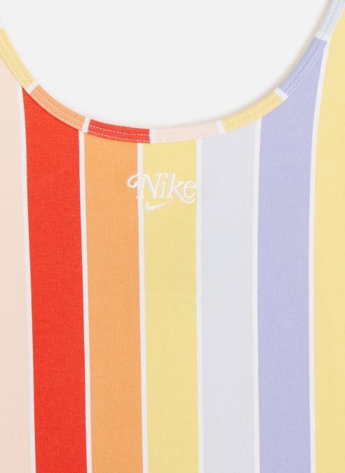 Vêtements Nike W Nsw Retro Femme Bodysuit Aop Multicolore vue portées chaussures