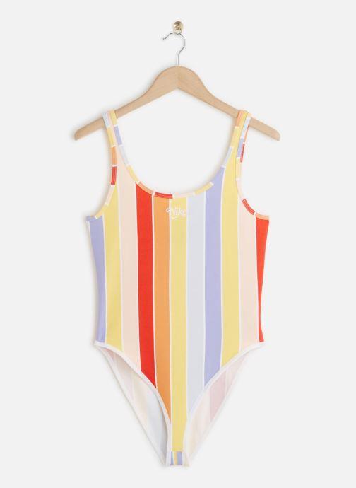 Vêtements Nike W Nsw Retro Femme Bodysuit Aop Multicolore vue détail/paire