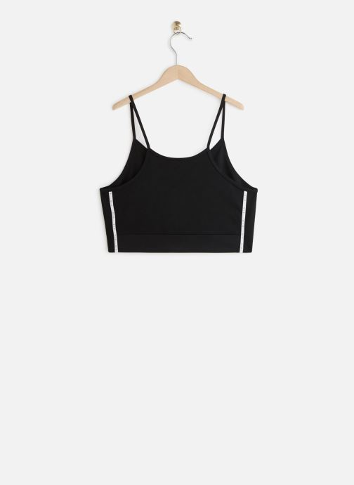 Vêtements Nike W Nsw Air Tank Crop Noir vue bas / vue portée sac