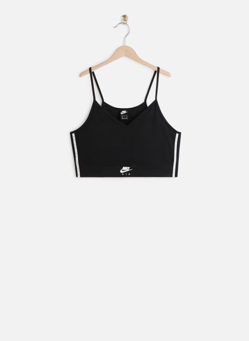 Vêtements Nike W Nsw Air Tank Crop Noir vue détail/paire