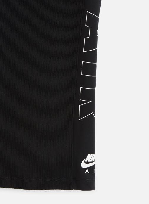 Vêtements Nike W Nsw Air Bike Short Noir vue portées chaussures