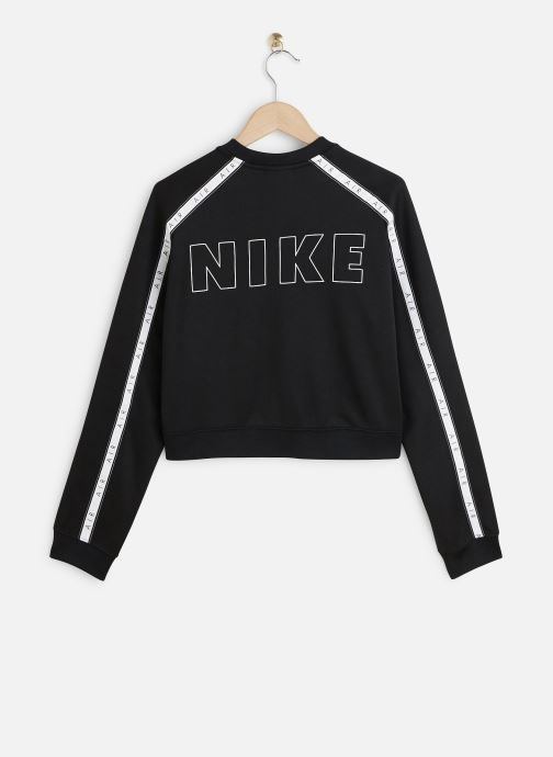 Vêtements Nike W Nsw Air Jkt Pk Noir vue bas / vue portée sac