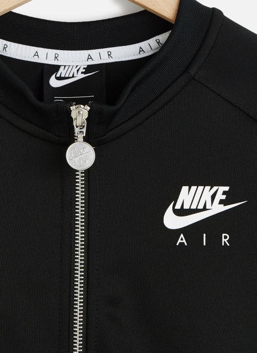 Vêtements Nike W Nsw Air Jkt Pk Noir vue portées chaussures