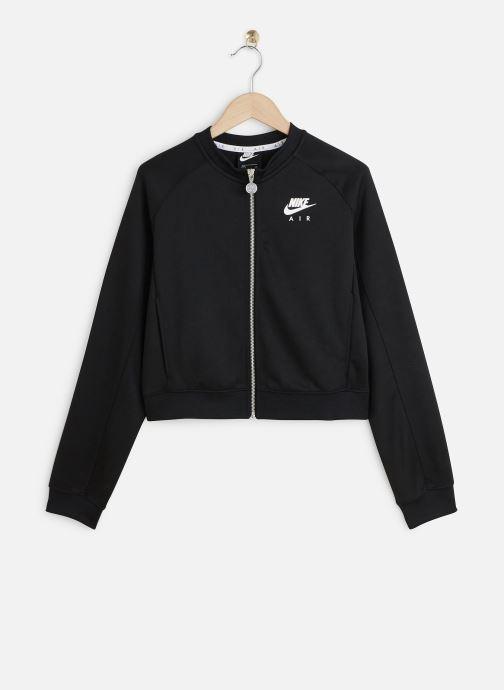 Vêtements Nike W Nsw Air Jkt Pk Noir vue détail/paire