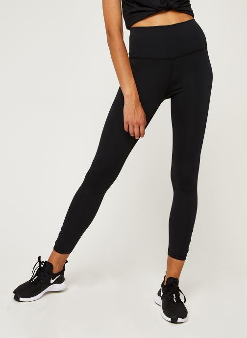 Vêtements Nike W Nk Yoga Ruche 7/8 Tight Noir vue détail/paire