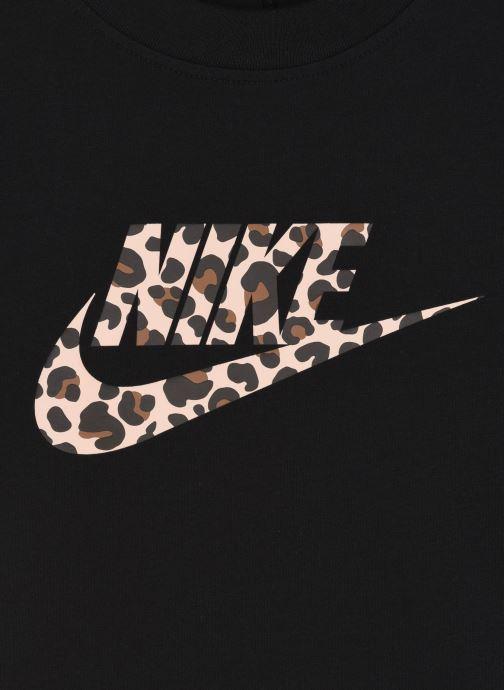Vêtements Nike W Nsw Prnt Pack Ss Bodysuit Noir vue face