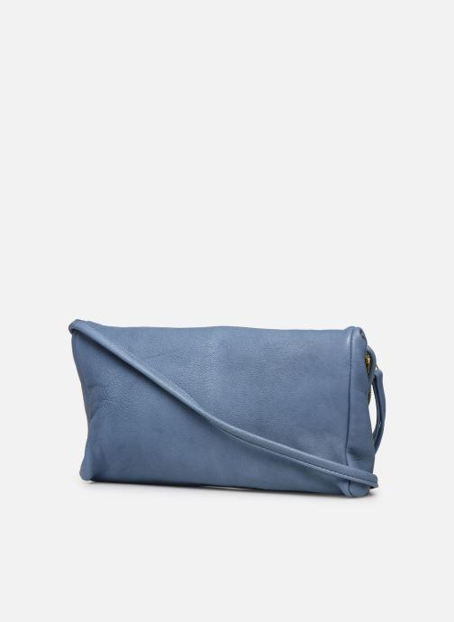 Handtaschen Georgia Rose Joi blau ansicht von rechts