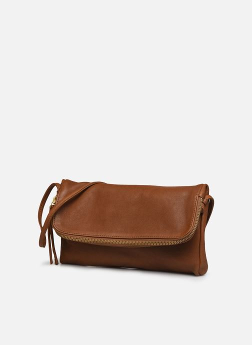 Handtaschen Georgia Rose Joi braun schuhe getragen