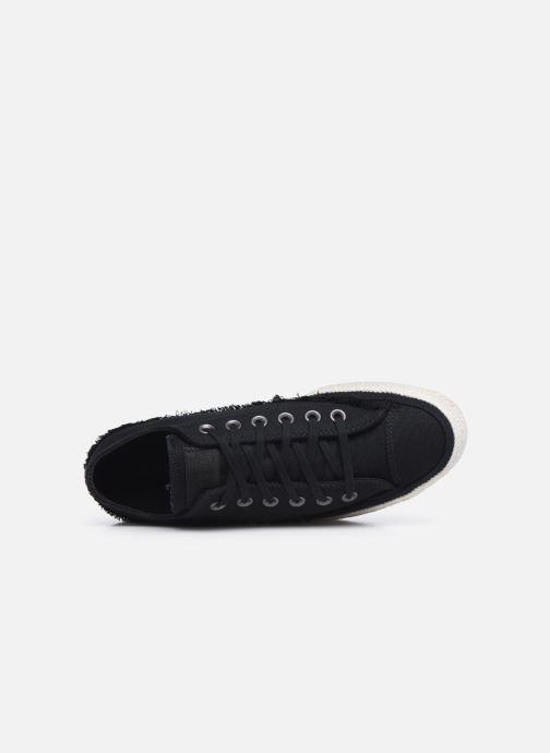 Sneaker Converse Chuck Taylor All Star Espadrille Trail to Cove Ox schwarz ansicht von links