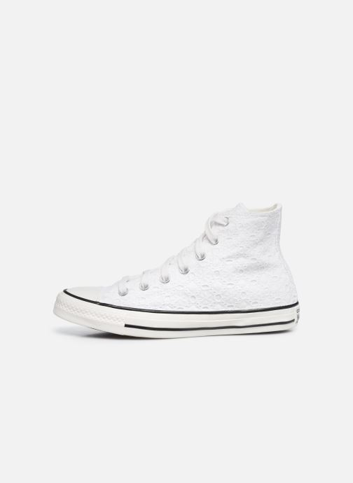 Sneakers Converse Chuck Taylor All Star Boho Mix Hi Wit voorkant