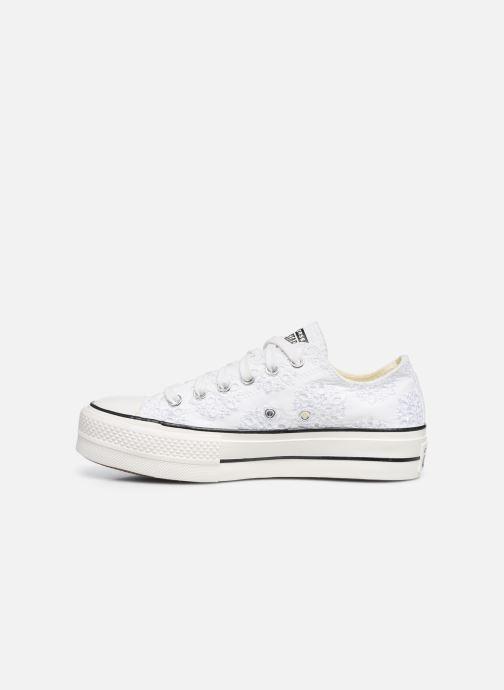 curva Escarchado destacar  Converse Chuck Taylor All Star Lift Boho Mix Ox (Wit) - Sneakers chez  Sarenza (442091)