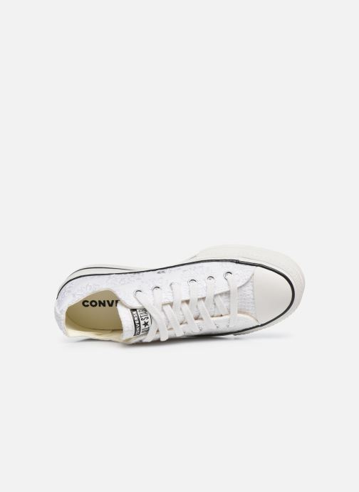 Sneakers Converse Chuck Taylor All Star Lift Boho Mix Ox Wit links