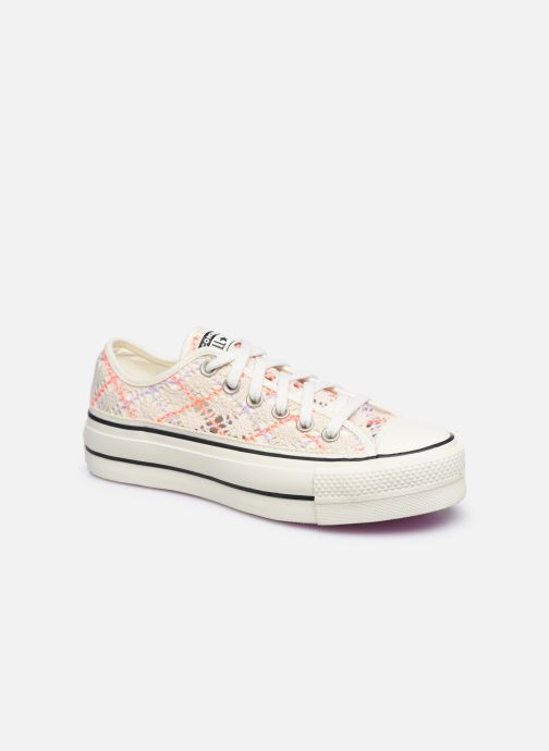 Baskets Femme Chuck Taylor All Star Lift Boho Crochet Ox