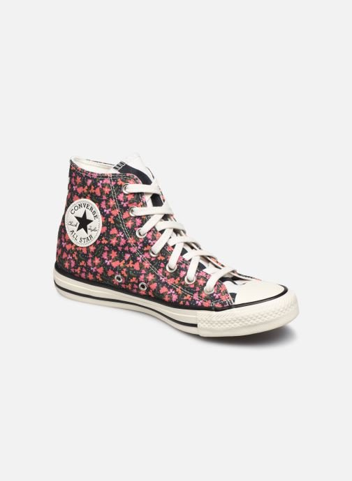 Baskets Converse Chuck Taylor All Star Sunblocked Floral Hi Multicolore vue détail/paire