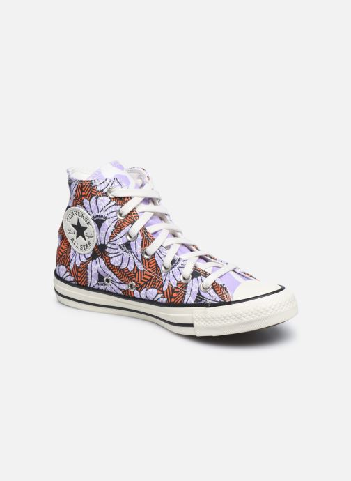 Baskets Femme Chuck Taylor All Star Sunblocked Floral Hi