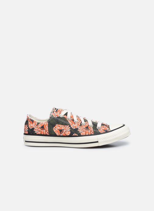 Sneaker Converse Chuck Taylor All Star Sunblocked Floral Ox mehrfarbig ansicht von hinten