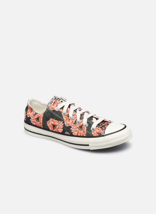 Sneaker Converse Chuck Taylor All Star Sunblocked Floral Ox mehrfarbig detaillierte ansicht/modell